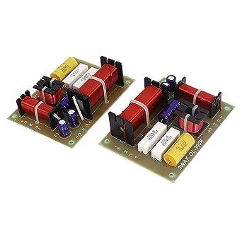 Filtri crossover per diffusori a 2 vie con divisori di frequenza 2 Moudle