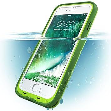 carcasa iphone 8 waterproof