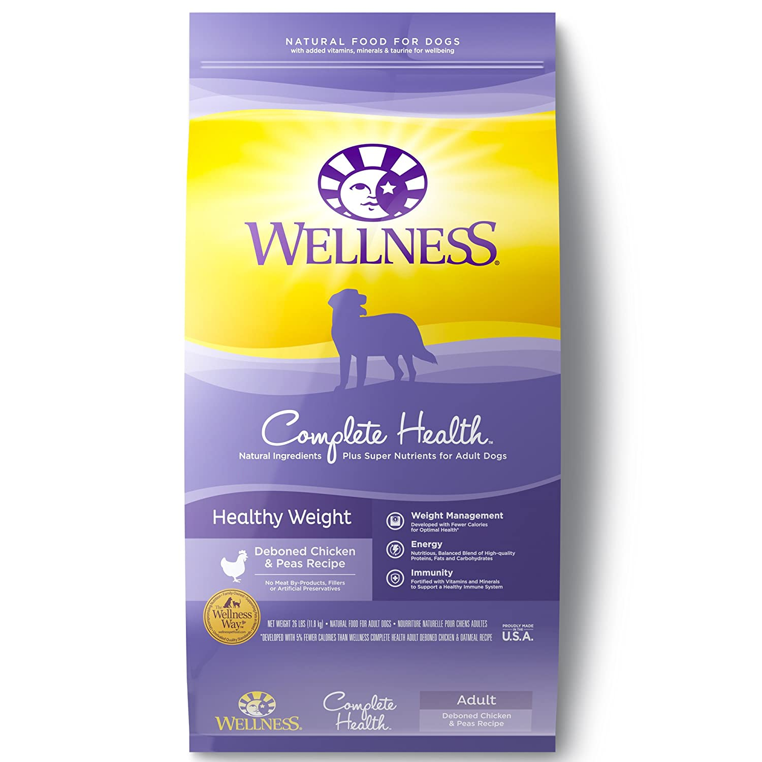Wellness Complete Health Dry Dog Food
