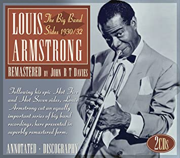 Louis Armstrong - The Big Band Sides 1930/32 - Amazon.com Music