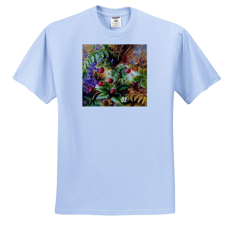 Magnolia Grandiflora T-Shirts Flowers Alicia Laird 3dRose VintageChest