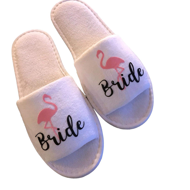 Flamingo Brides Slippers