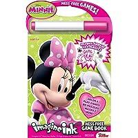 Bendon Publishing Minnie Mouse Imagine tinta Mess Juego última intervensión libro
