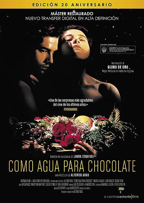 Como agua para chocolate [DVD]: Amazon.es: Lumi Cavazos
