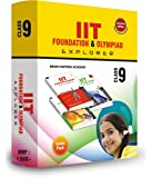 Combipack IIT foundation & Olympiad Explorer for Class 9