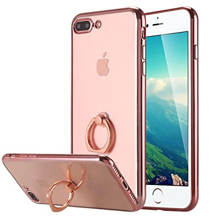 rose gold iphone 7 plus case