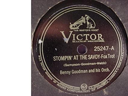 Amazon.com: Benny Goodman & His Orchestra Near Mint Original ...