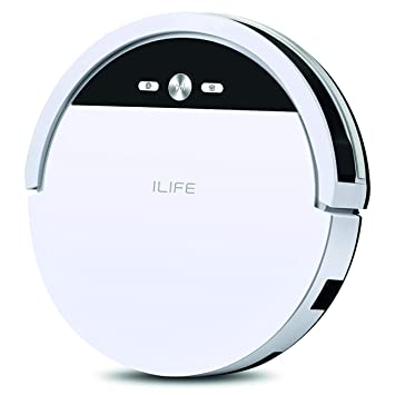 ILIFE V4 Robot Aspirador Blanco: Amazon.es: Electrónica