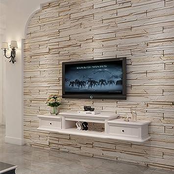 Mueble de televisión de Pared Estante Flotante Estante de la Pared ...