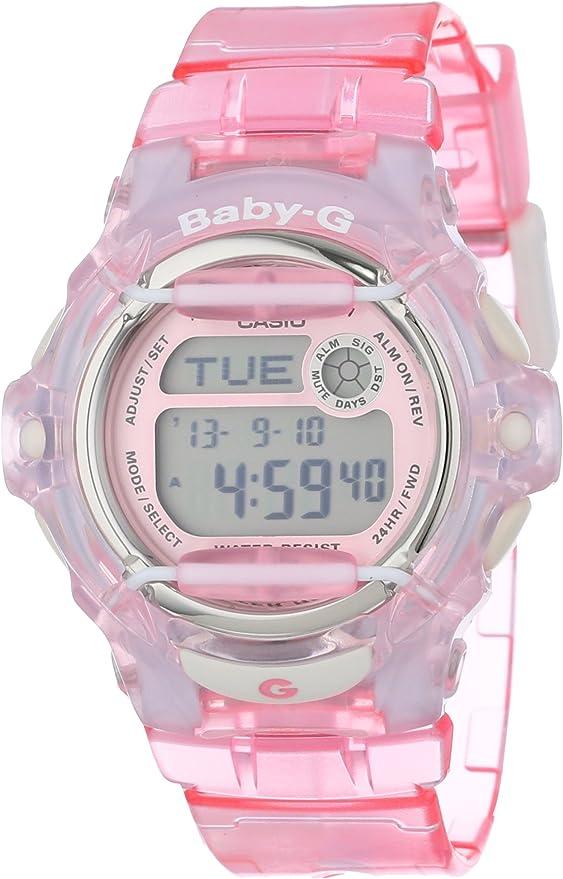 Baby-G Pink Digital Sport Watch
