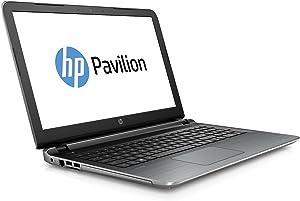 2016 HP 17-g119dx Pavilion 17.3-Inch Laptop (Intel Core TM i5 – 4210U 1.7 GHz Dual-Core Procesador, 1TB HD, 4 GB DDR3L, Windows 10), Plata