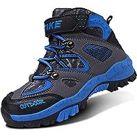 Zapatillas de Trekking Botas de Senderismo Botas de Nieve Unisex Niños Botas Deportivas para niños Botas de Invierno…