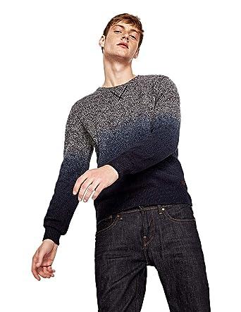 1f30d09f6fb5 Pull Pepe Jeans Louis M Bleu  Amazon.fr  Vêtements et accessoires