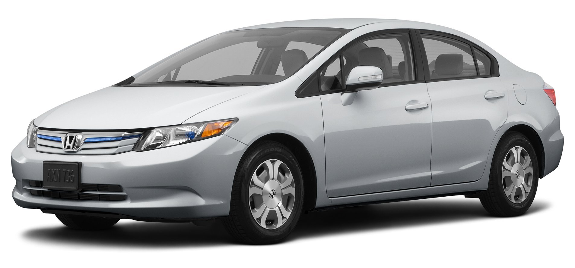 2012 Honda Civic, 4-Door Sedan 4-Cylinder CVT ...