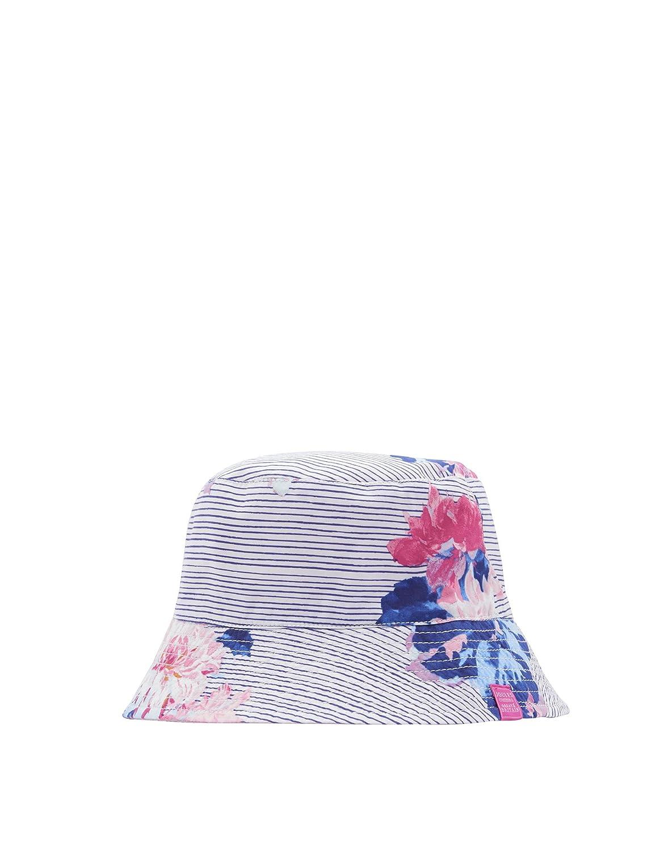 Joules Baby Sunseeker Reversible Sun Hat Posy Stripe