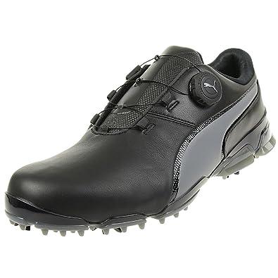 Puma Golf Mens Titantour Ignite Disc Chaussures de Golf