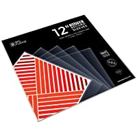 """100x Vinyl Record Outer Sleeves, 12"""" LP - Crystal Clear, Not Cloudy, No Wrinkles! The Best Protection for Your…"""
