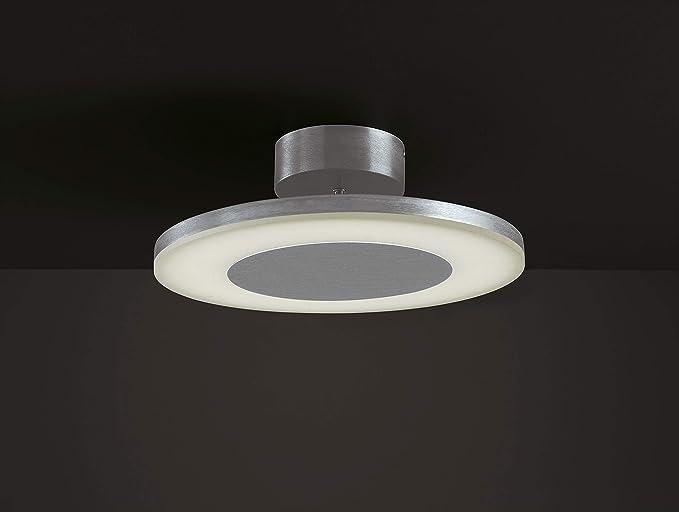 Mantra - Lámpara de techo plafón Led 1 x 28 Watios ...