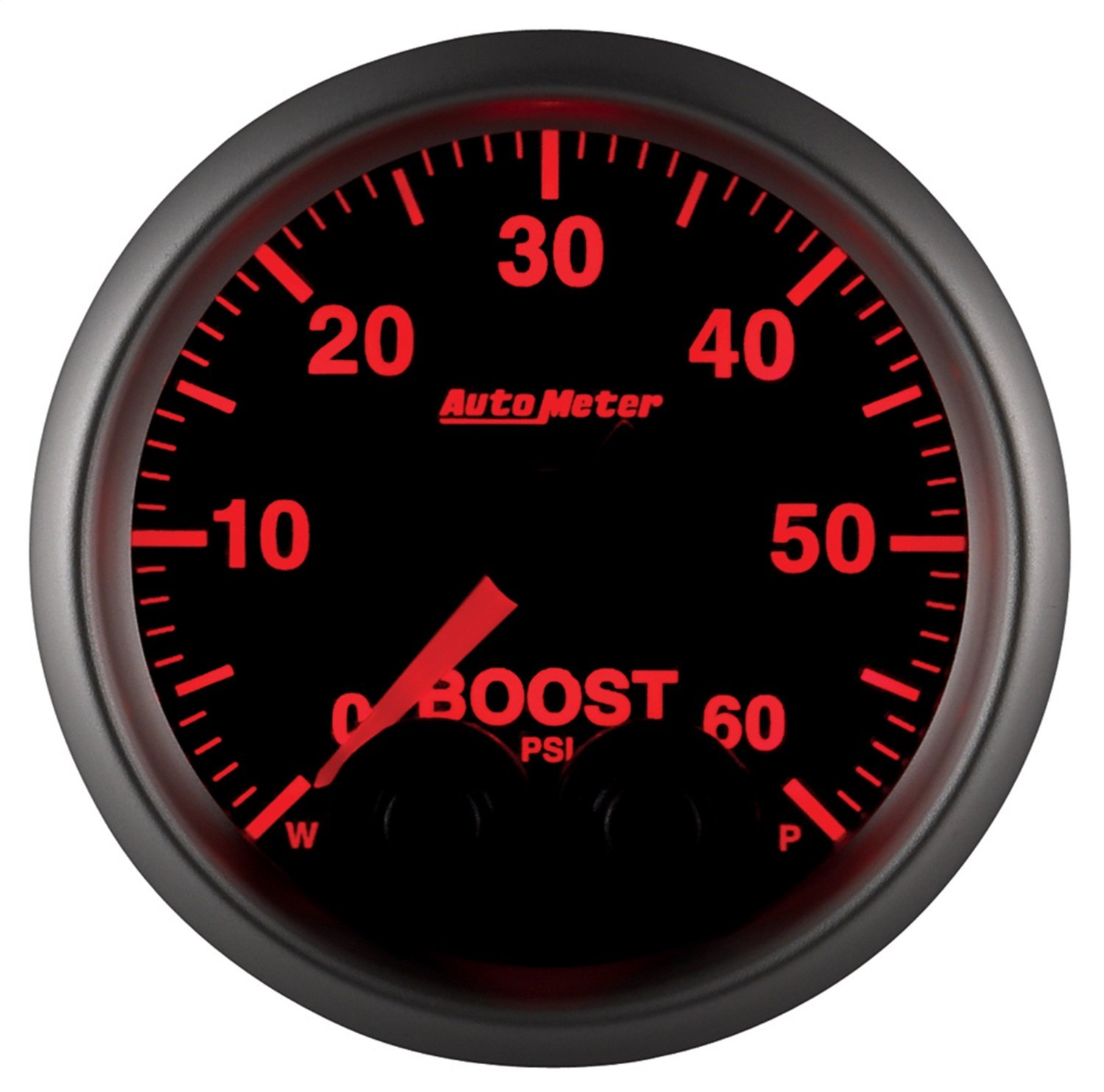 Auto Meter 5670 Elite Series Boost Gauge by AUTO METER