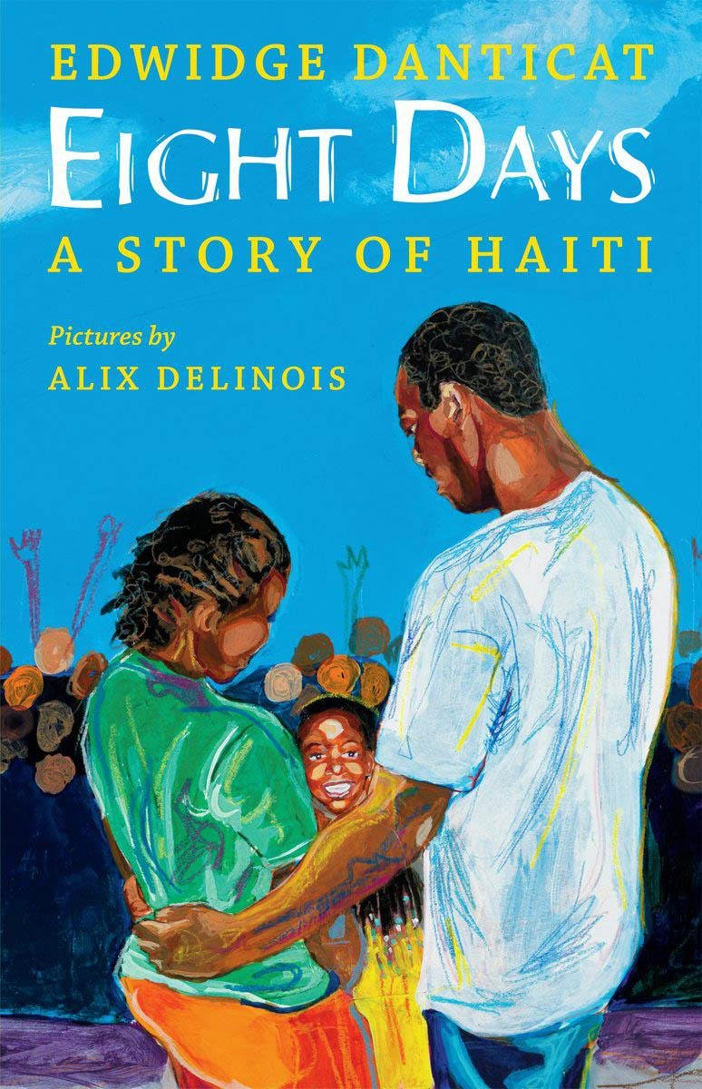 Eight Days: A Story of Haiti by Orchard Books