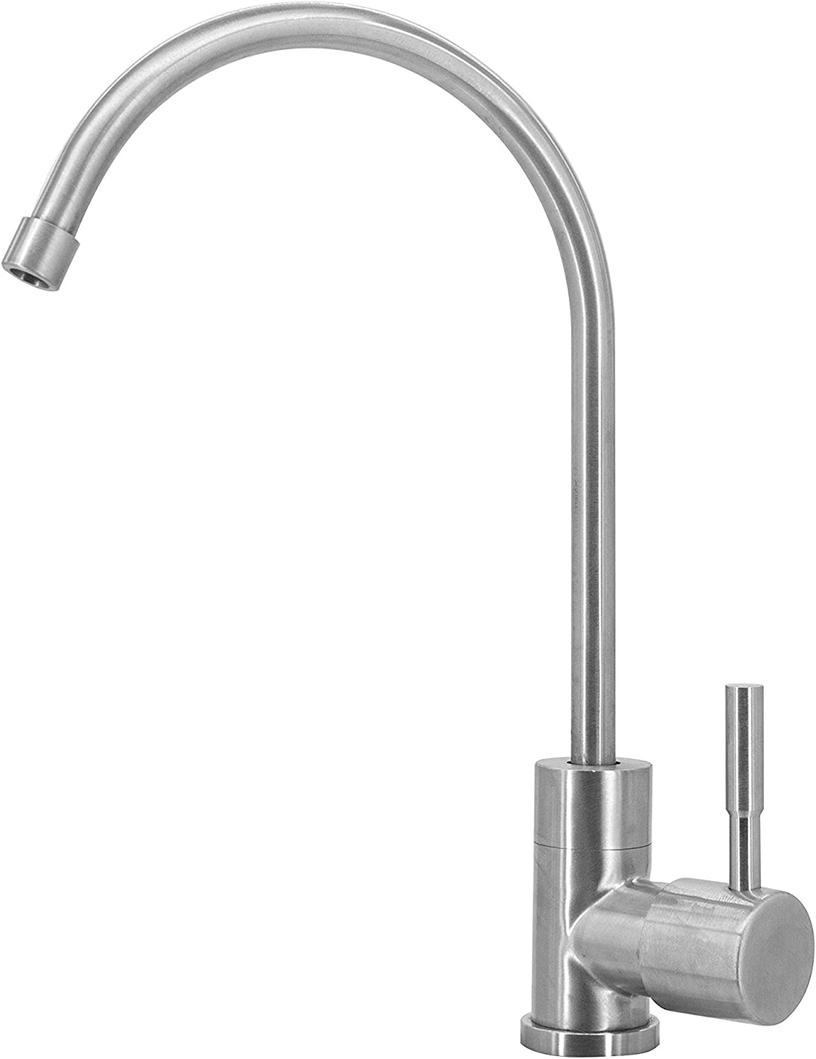 DuranRyan SUS304 Stainless Steel 100% Lead-Free Drinking Water Faucet for RO Drinking Water Reverse Osmosis