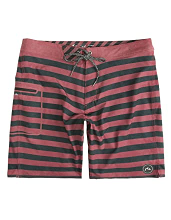 8b88fd87d6 Amazon.com: Rusty Men's Jailstripe Boardshorts: Clothing
