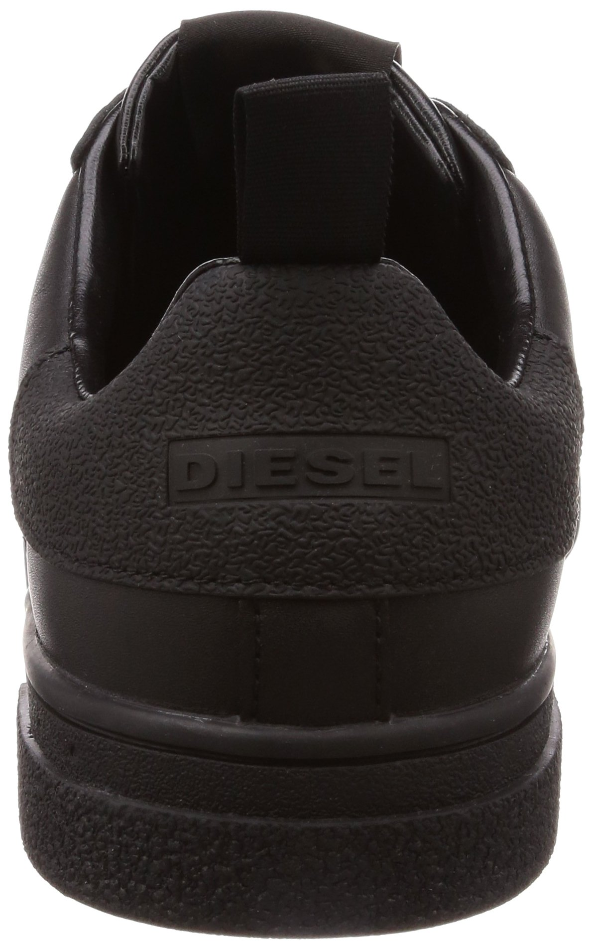 Diesel Men's S-Clever Low-Sneakers Black, 8 M US by Diesel (Image #2)