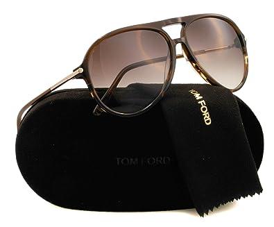 eb173803a16 Amazon.com  Tom Ford Sunglasses TF 254 BROWN 50F Matteo  Tom Ford  Shoes