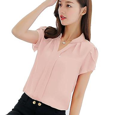 Chiffon Evening Shirt