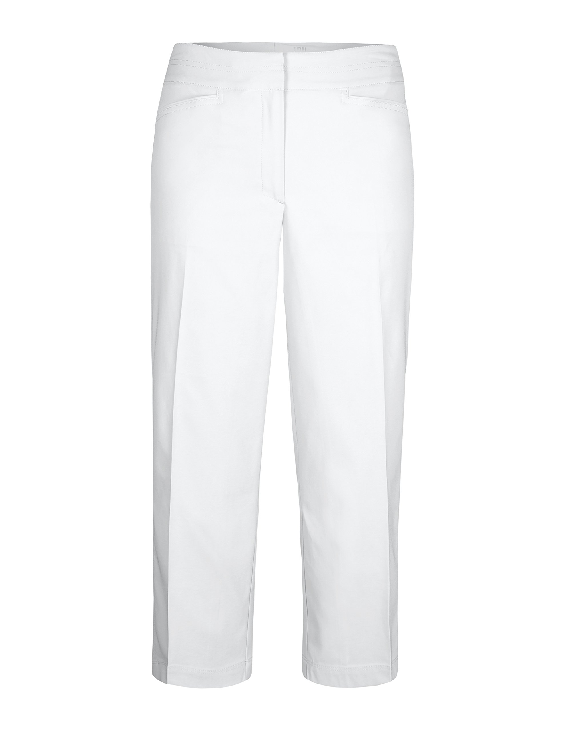 Tail Activewear Women's Classic Capri 4 White by Tail (Image #3)