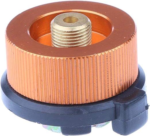 JK-2 Adaptador para bombona de Gas Conector Estufa de ...