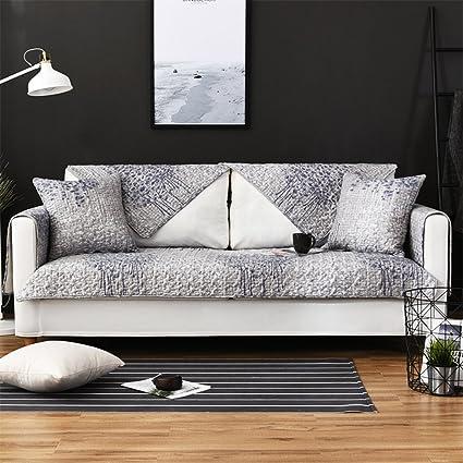 Marvelous Nordic Modern Minimalist Sofa Cushioning,Four Seasons Universal  All Inclusive Sofa Cover Towel Fabric