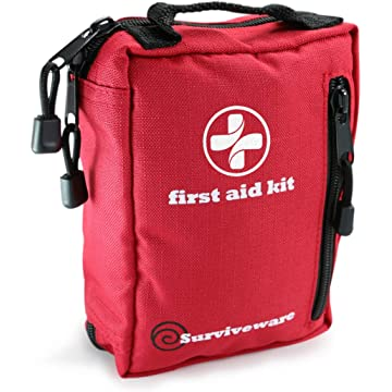 powerful Small First Aid Kit for Hiking