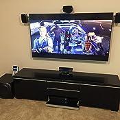 Amazon Com Sanus Super Low Profile Fixed Position Tv Wall