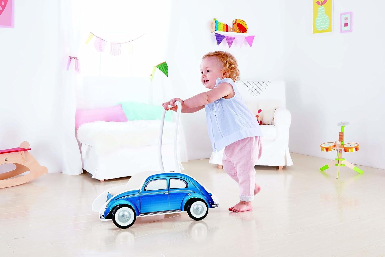 Barrutoys E0379 Color Rojo Hape Andador beb/é Furgoneta Volkswagen