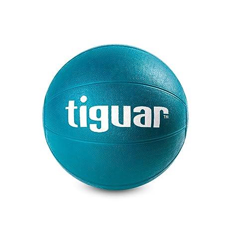 tiguar Balón Medicinal Peso Peso pelota de entrenamiento de la ...