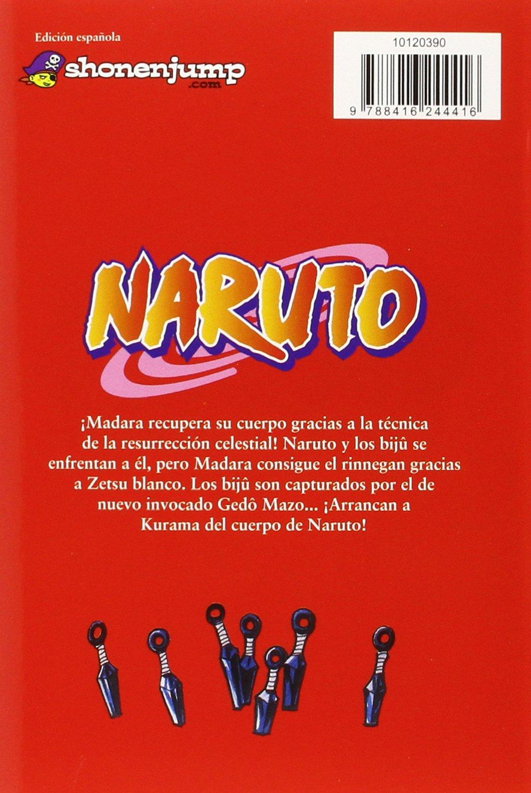 Naruto nº 69/72: 149 (Manga Shonen): Amazon.es: Masashi ...