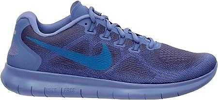 Nike Men S Free Rn 2017 Running Shoe Blue 12 Amazon Co Uk Shoes Bags
