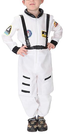 GIFT TOWER Niño Disfraz Astronauta Uniforme Cosplay Para Halloween ...