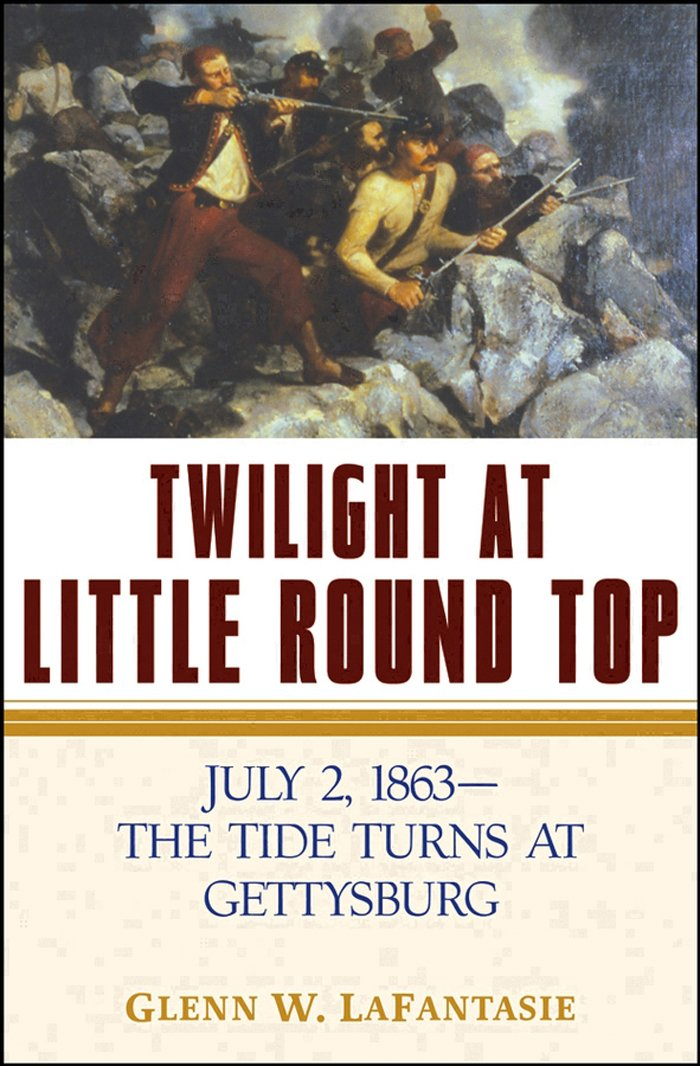 Download Twilight at Little Round Top: July 2, 1863--The Tide Turns at Gettysburg pdf epub