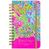Lilly Pulitzer Medium Agenda, Lover's Coral