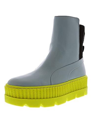06fb71fc8417 PUMA Women s Fenty x Chelsea Sneaker Boots
