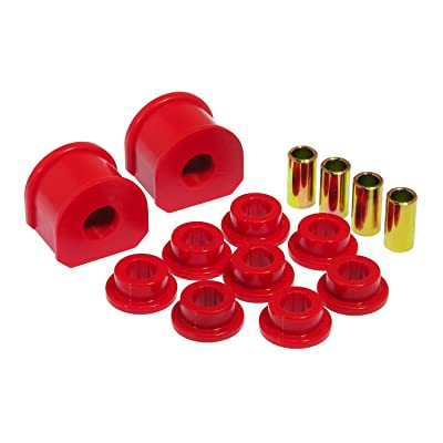 Prothane 6-1143 Red 22 mm Rear Sway Bar Bushing Kit: Automotive