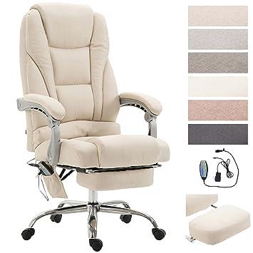Clp Réglable Roulette Ergonomique Bureau I Fonction De Massage En Pacific Tissu Chaise Avec Fauteuil Hauteur À vN8n0mOw