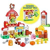 LeapFrog LeapBuilders Food Fun Family Farm Toy