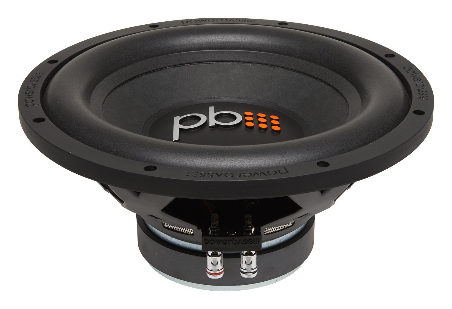 Powerbass S-1204D 12-Inch Dual 4 Ohm Subwoofer 600W Max by PowerBass   B00INA8XJY