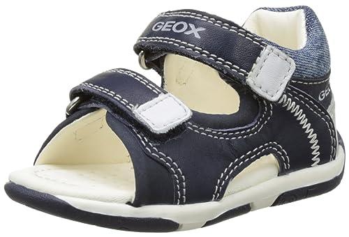 Geox B Sandal Tapuz Boy A, Botines de Senderismo para Bebés: Amazon.es: Zapatos y complementos