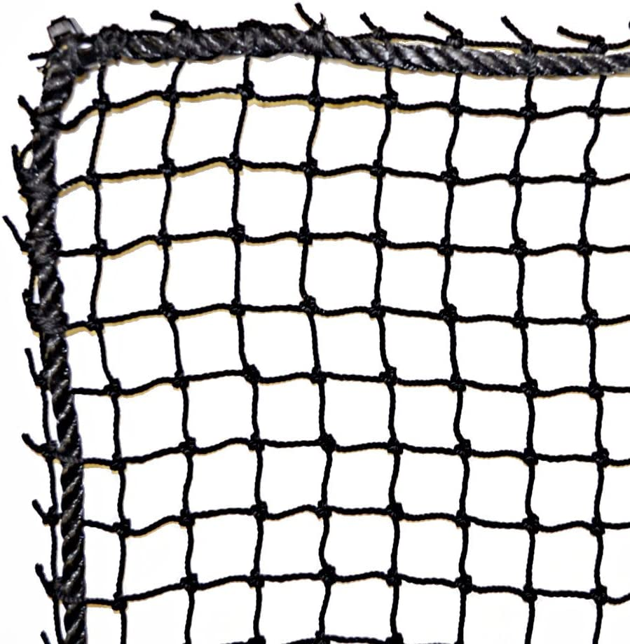 Just For Nets Nylon Golf High Impact Net, Black