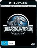 Jurassic World (4K Ultra HD + Blu-ray + Digital)