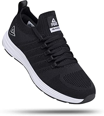 Shoes White Size 7.5 Men Running Shoes Casual Athletic Plus Size Sneakers Gym Workout Walking Shoes